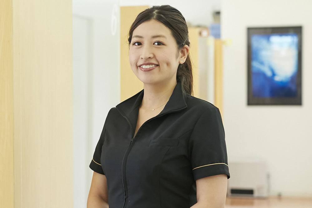 歯科衛生士 / 森田亜美