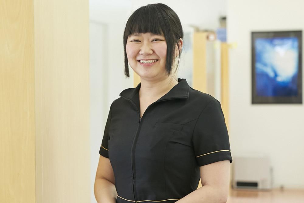 歯科衛生士 / 澤原みちる